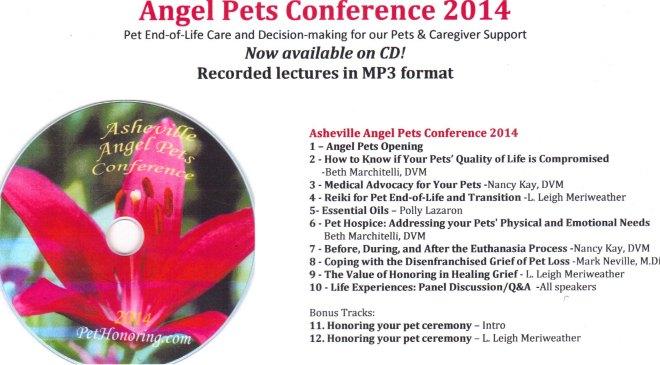 Angel Pets CD WP