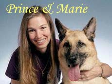 marie and prince Pet Honoring