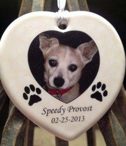 speedyornament Pet Honoring
